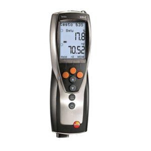 Testo-635-2-Medidores-de-Umidade-JAV