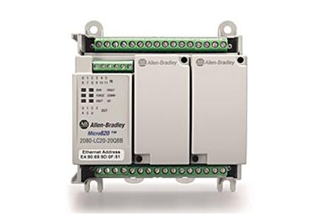 Rockwell-Sistemas-de-controlador-lógico-programável-Micro820-JAV