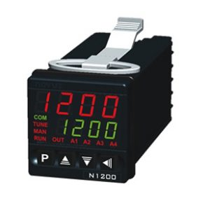 Novus-Controladores-de-Processo--Controlador-Universal-de-Processos-N1200-USB - PID auto-adaptativo-JAV