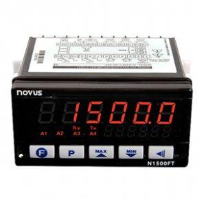 Novus-Indicadores-Indicador-de-Vazão-N1500FT-JAV