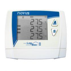 Novus-Aquisição-de-Dados-LogBox-Connect BLE-JAV