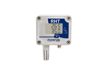 Novus-RHT-485-LCD-Transmissores-de-Temperatura-e-Umidade-Instrumentação-e-Processo-JAV