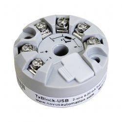 Novus-TxBlock-Transmissores-de-Temperatura-e-Umidade-Instrumentação-e-Processo-JAV