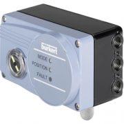 Posicionador de válvula eletropneumático com display SideControl com PID 8791